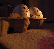love eggs  by priyaa