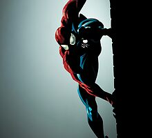 Spiderman by jash