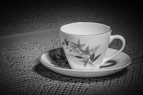 A Spot Of Tea by Scott Ruhs