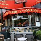 Paris Creperie by Melodee Scofield