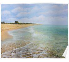 Beach Krapets Poster