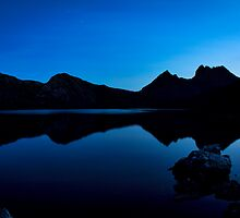 Feeling Calm_Cradle Mountain by Sharon Kavanagh