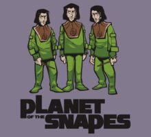 Planet of the Snapes! by nikholmes