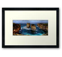 Great Ocean Rd Victoria Framed Print