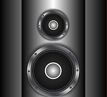 speaker tec_02 by RAFI TALBY