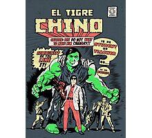 El Tigre Chino Photographic Print