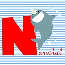 n for narwhal by alapapaju