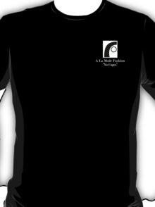 A La Mode Fashion Pocket Logo T-Shirt