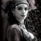 The Gypsy's Gaze by artisandelimage