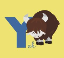 y for yak Kids Clothes