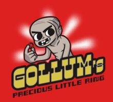 Gollum's Precious Little Ring by Adho1982