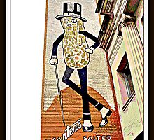 """Mr Peanut"" Wilkes-Barre, Pennsylvania by Gail Jones"