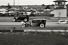Nostalgia Drag Racing by dlhedberg