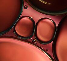 Bubble Bronze by Sharon Johnstone