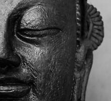 Buddha in bliss by Sumanta