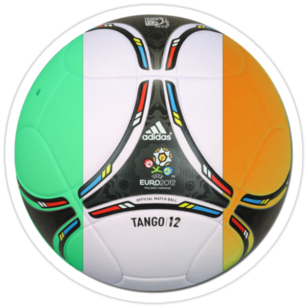 Euro 2012 Football - Republic of Ireland by SkinnyJoe