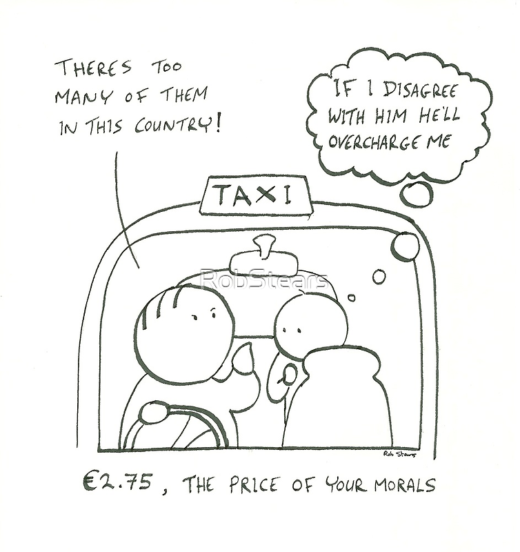 Price of your morals by RobStears