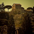 roman villa on the hill by EGGY6198