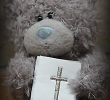 Communion Bear by Julesrules