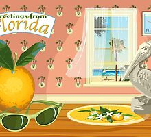 Florida Icons by contourcreative