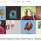 28 April 2012 by The RedBubble Homepage