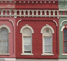 Port Huron Windows by marybedy