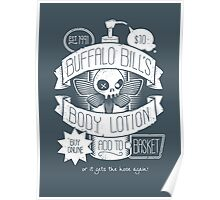 Body Lotion Poster