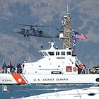US Coast Guard Cutter Pike at Fleet Week by AH64D
