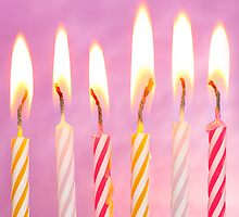 Birthday Candles by Emma Holmes