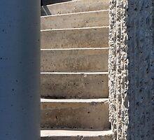 Between the Pillars by John Sharp