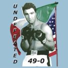 ROCKY MARCIANO T-SHIRT- A TRIBUTE by parko