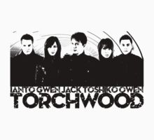 Torchwood - The Team by Steelbound