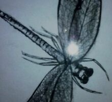dragonfly tattoo design by dallys