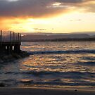 Sunset Pier by photoshot44