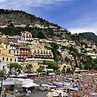 Positano Panorama, Amalfi Coast, Italy by avresa