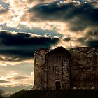 Cliffords Tower, York, photograph by Will Corder by Will Corder | Photography