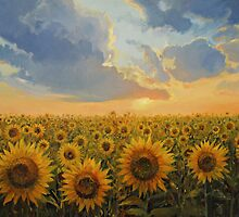 Sun Harmony by kirilart