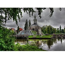 Holland..The City of Leiden .. an endless photo-source.. Photographic Print