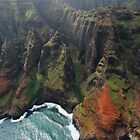 Napali Coast, Kauai'i, Hawaii by MaureenS