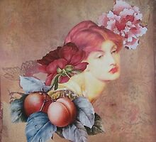 Peaches Remind Me of You by Kanchan Mahon