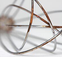Kitchen Art: Whisk by lynnsavarese