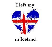 I left my heart in Iceland by Shep610