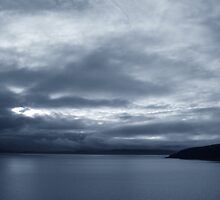 Applecross Bay, Scotland by Jim Round