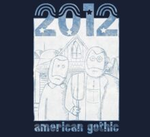 American Gothic 2012 - Vintage by Paul Webster