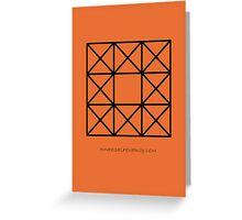 Design 66 Greeting Card
