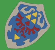 Hylian Shield by James Anthony