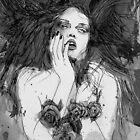 Ophelia  by Loui  Jover