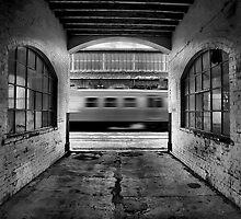 In the tunnel of love... by Paul Louis Villani