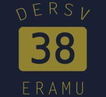 Kaiji Season 1 DERSV 38 ERAMU T-shirt by g0rth