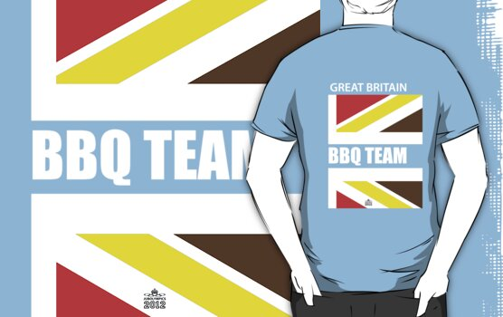 Jubolympics | BBQ Team by 8eye